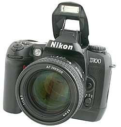 My first DSLR ~ Nikon D100 - Donated it to a school years ago.