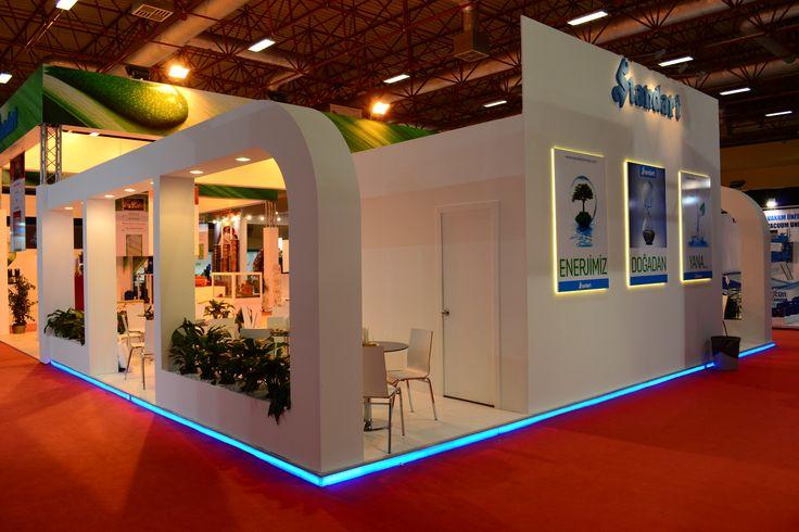 Standart Exhibition Stand 2013 Pavex