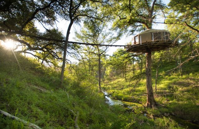 Cypress Valley Canopy Tours, Spicewood, Texas   Travel Club
