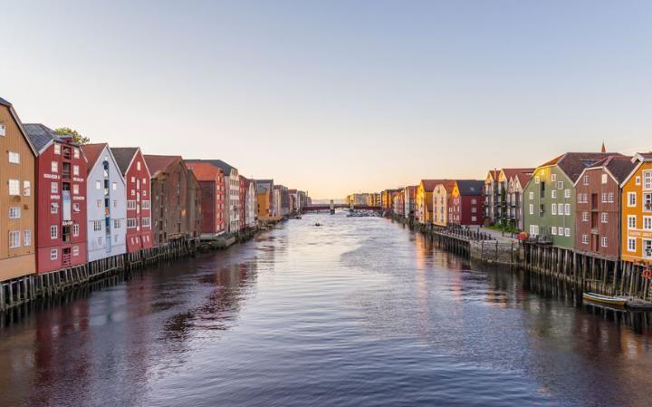 Oslo to Trondheim