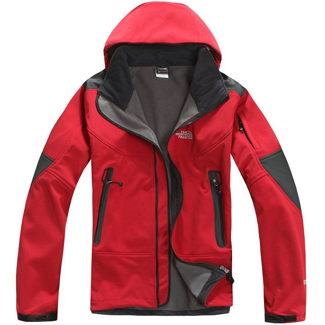 Mens The North Face Windstopper Jacket Red [North Face105] - $86.59 : North Face Clearance Outlet, Discount North Face Jackets on Sale, The Art of E-commerce