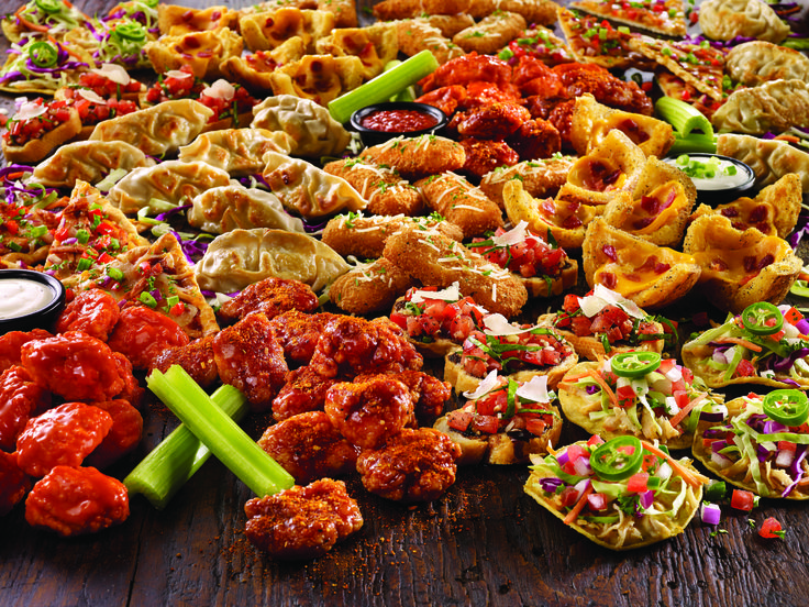 TGI Fridays offers unlimited appetizers, 24-hour service for a week  Let the gluttony begin.  http://www.chicagotribune.com/entertainment/dining/chi-tgi-fridays-endless-choice-appetizers-20150223-story.html