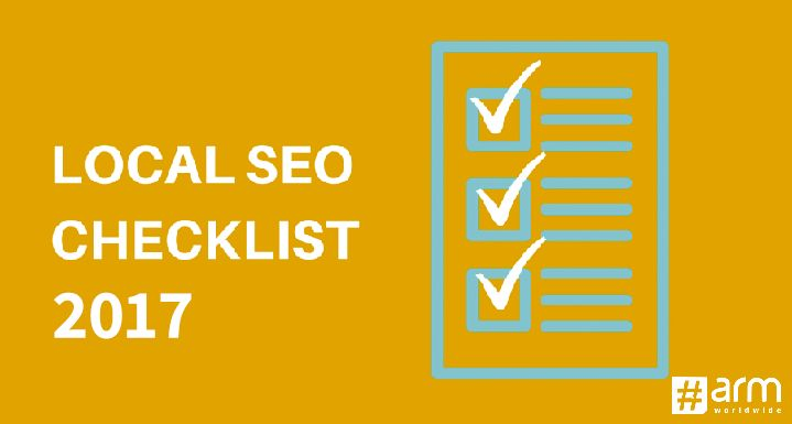 Local SEO is a process with a defined set of steps. Use the local SEO checklist to help guide you through the method of gaining more visibility.