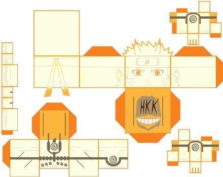 naruto Yang Nine-Tails Chakra Mode by hollowkingking