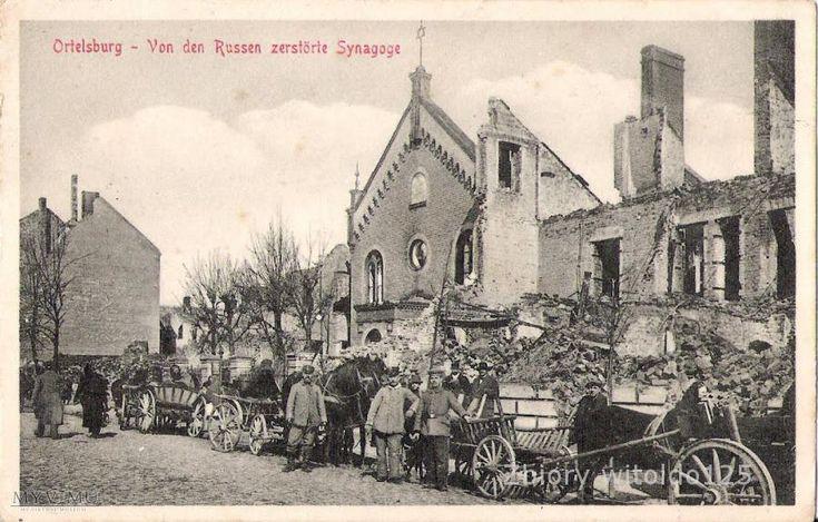 Ortelsburg/Masuren (Ostpreußen)