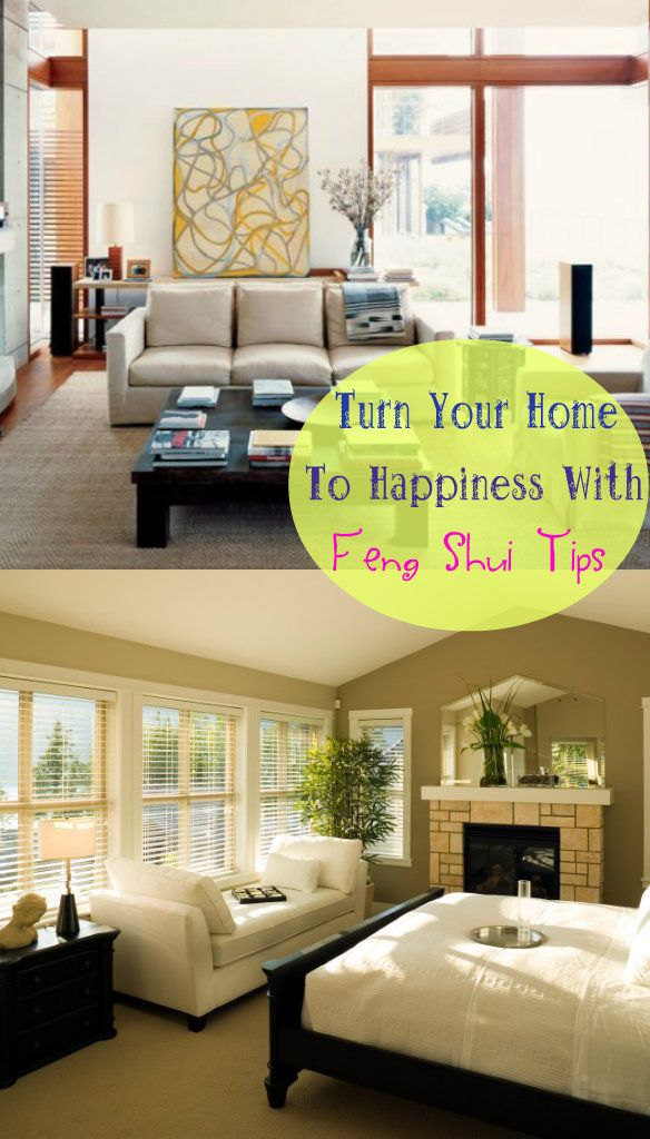 Turn Your Home to Happiness with Feng Shui Tips
