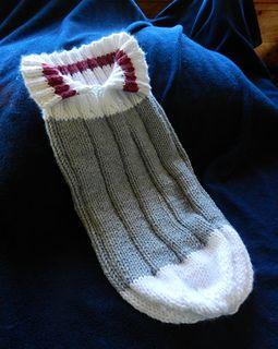 <3 this…... Work Sock Baby (Monkey) Snuggler