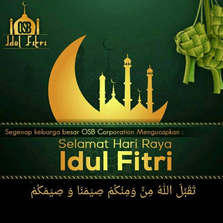 Selamat Idul Fitri 1438H..Taqabballaahu Minnaa Wa Minkum..Mohon Maaf Lahir dan Batin