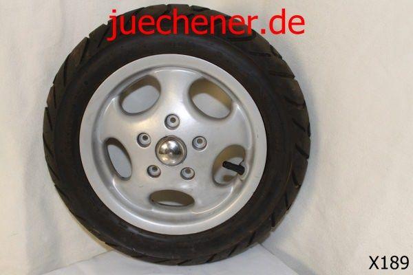 Vespa ET4 ET2 ET 4 2 Felge Reifen Rad Vorne