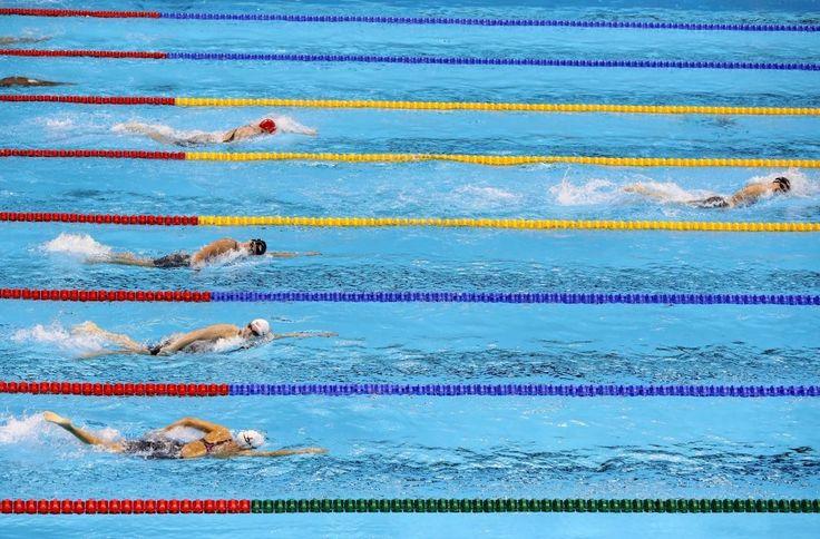 Mixed relays? Swimming's governing body suggests adding events for 2020 Olympics. @marissapayne @washingtonpost