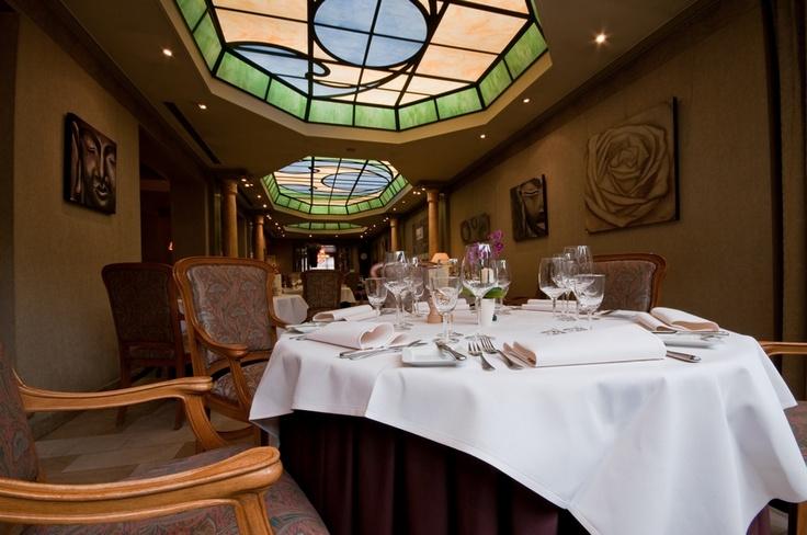 Restaurant De Ooievaar Roeselare - West Vlaanderen, gezellig tafelen ...