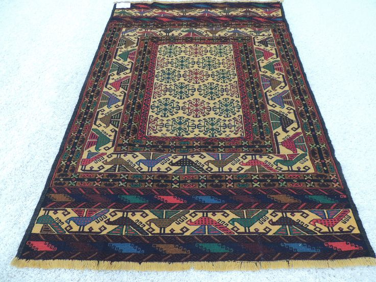 Hand Made Afghan Adraskan Soumak Kilim Rug, wonderful soumac rug was woven in the western part of Afghanistan near the city of Adraskan.