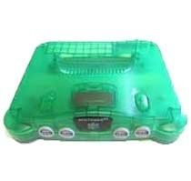 Nintendo 64 System Pack Nintendo 64 Green available for sale.