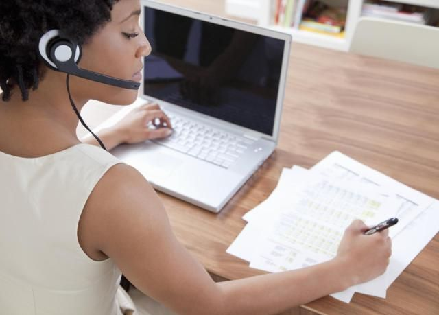 Find a Home-Based Job in Tech Support