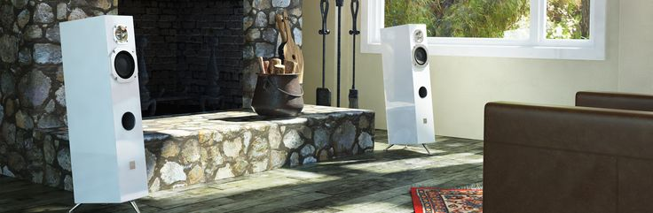 Reflector Audio Floorstanding Loudspeakers