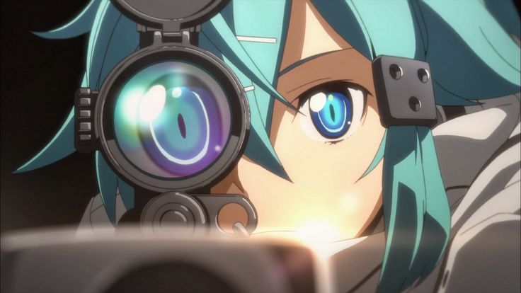 Sinon HD Wallpaper