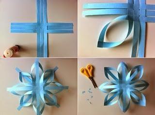 como hacer moos de papel para regalos