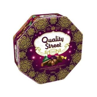 Nestle Quality Street Imported Chocolates and Caramel Tin