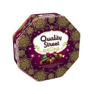 Nestle Quality Street Imported Chocolates and Caramel Tin