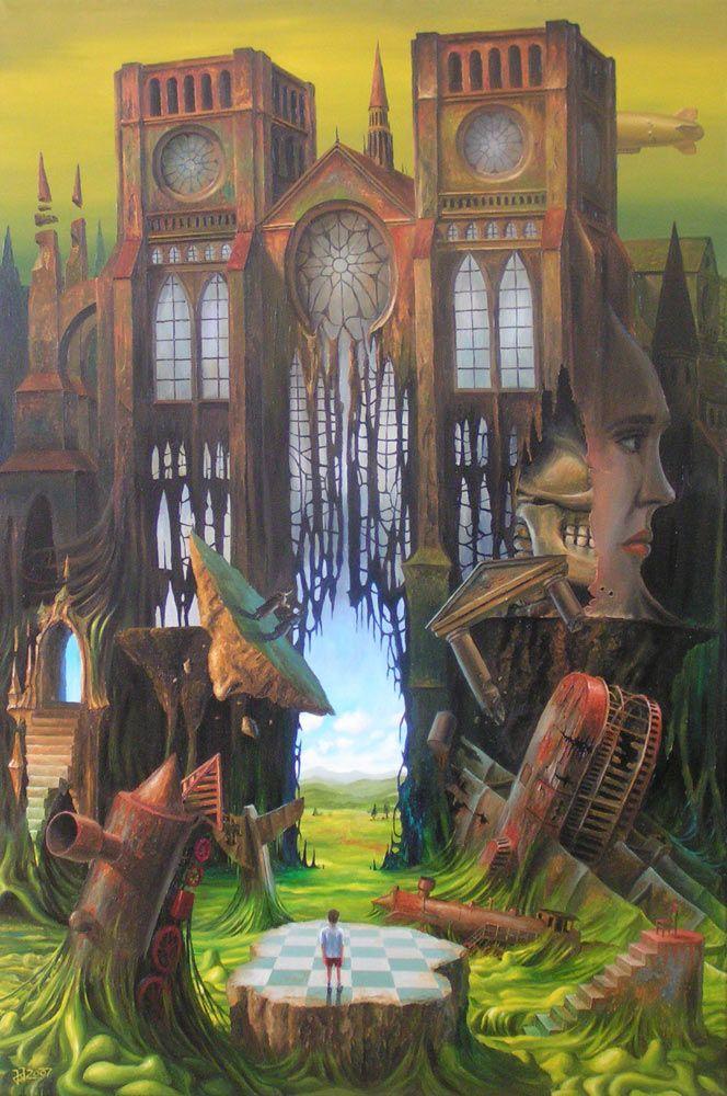 Zaginiona kraina dziecięcych marzeń (2007), Jarosław Jaśnikowski