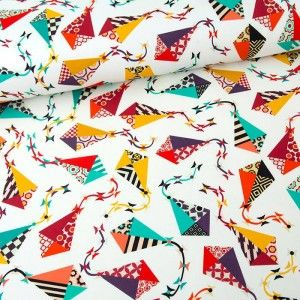 Latawce tkanina bawełniana