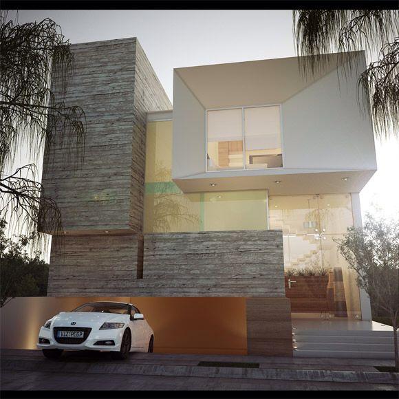 La Arbolada House by Creato Arquitectos