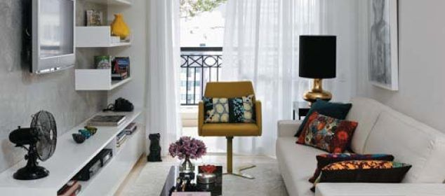 Como decorar apartamentos pequeños Pinterest - decoracion de apartamentos pequeos