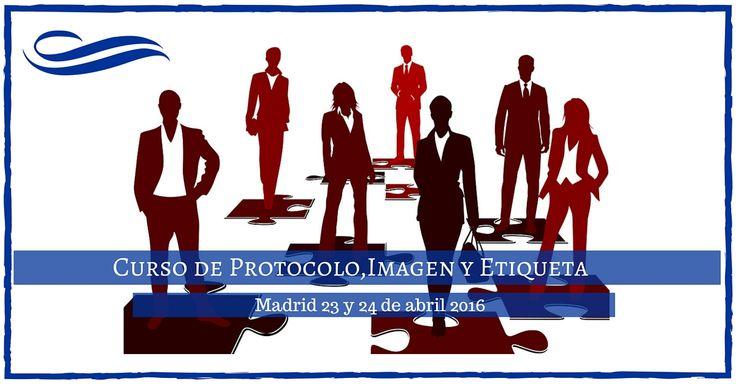 Disfruta de la nueva edición del Curso de Protocolo, Imagen y Etiqueta http://www.casadeprotocolo.es/curso-de-protocolo-imagen-etiqueta