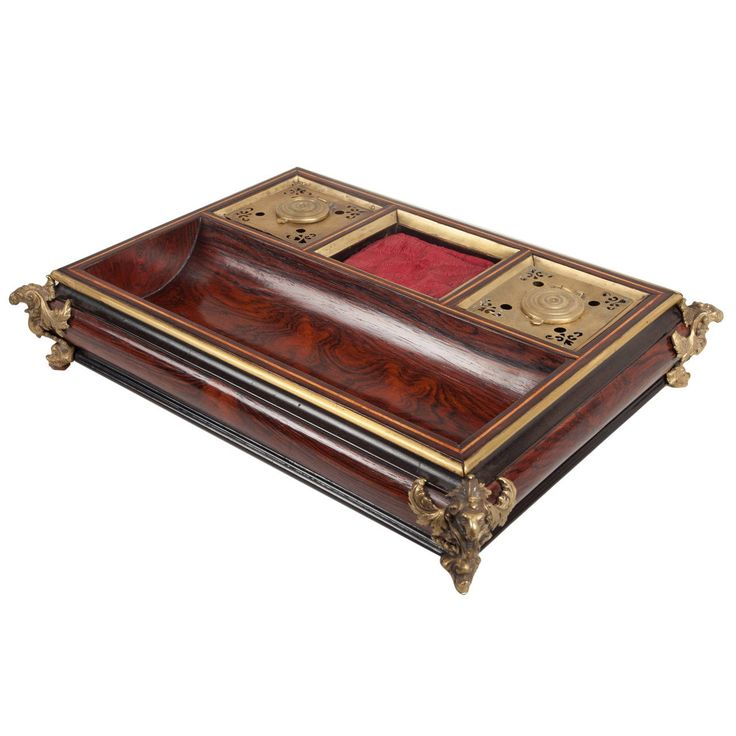 The 25 best modern desk accessories ideas on pinterest louis xv rosewood and ormolu inkwell vintage desksvintage furnituremodern desk accessoriesantique gumiabroncs Images