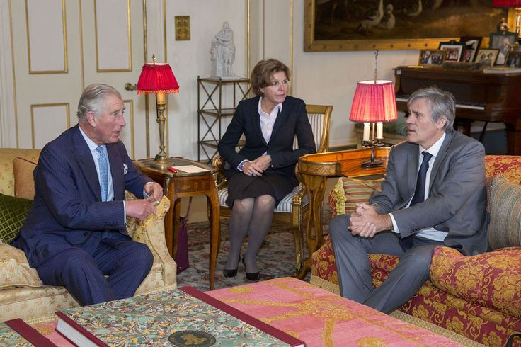 Prince Charles supports the initiative of Stéphane Le Foll