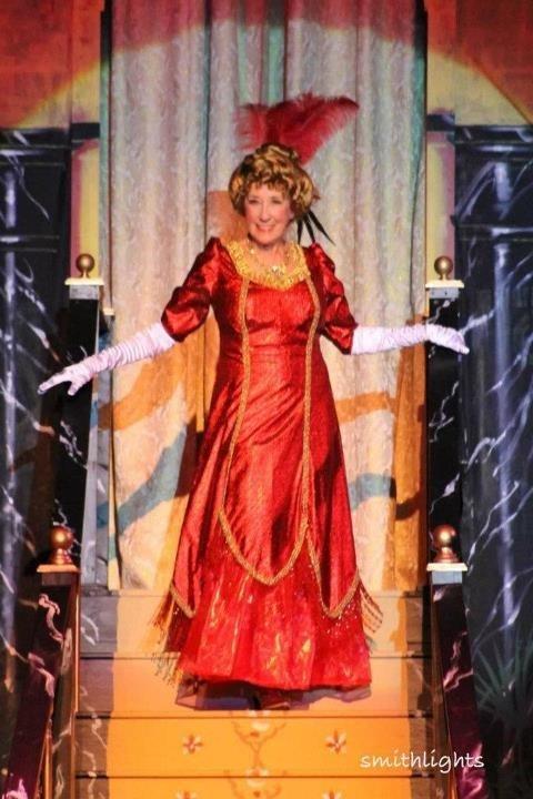 Richard Skipper Celebrates...: Ellen Travolta on Hello, Dolly!