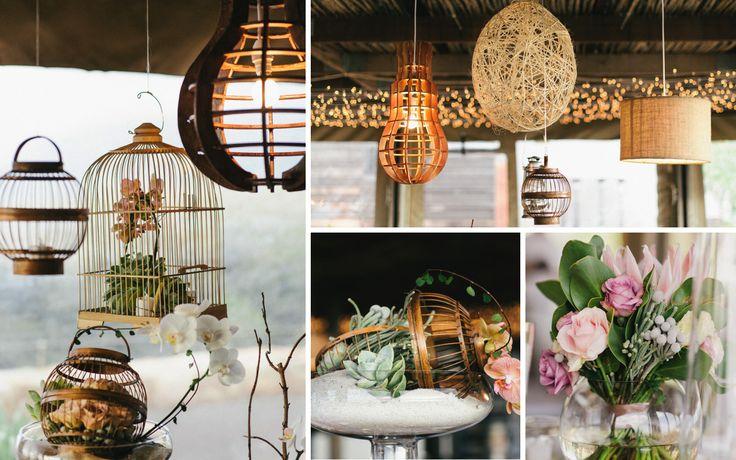 Fleur le Cordeur   Something Different   Wedding Concepts   Customised Hanging Pendant Lights