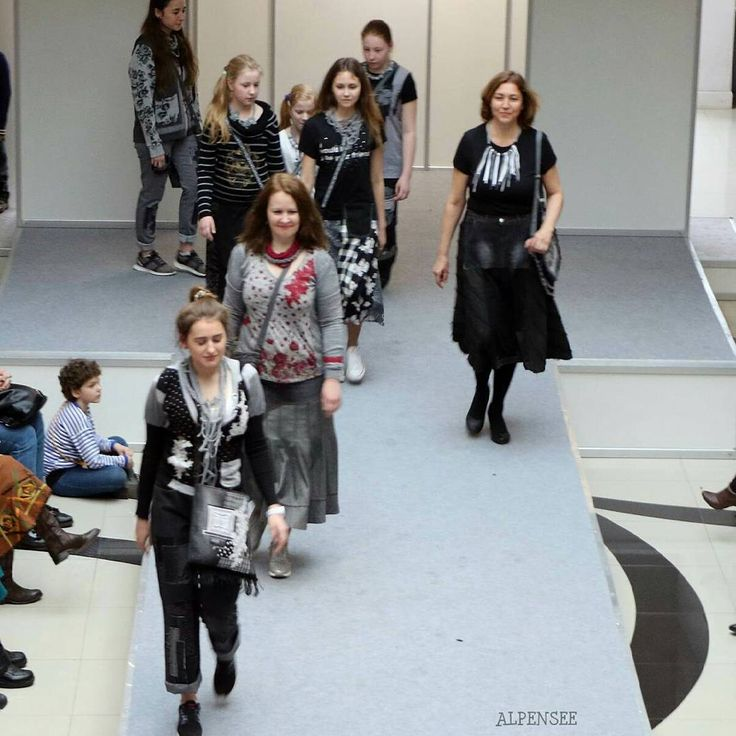 """Alpensee collection """"Casual patchwork"""" Moscow quiltfest 2017"""