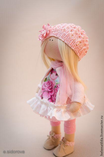 Коллекционные куклы ручной работы. Ярмарка Мастеров - ручная работа Эмили. Handmade.