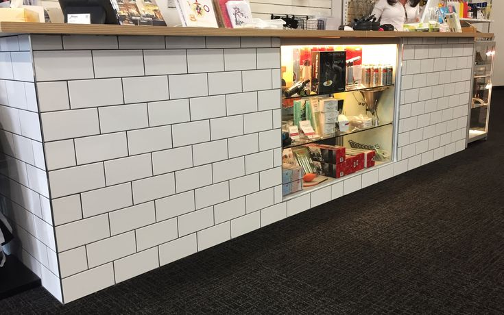 #sfsi #install #chefjohnson #clubchef #surryhills #workshop #custom #white #ply #customcounter #counter  #countershowcase