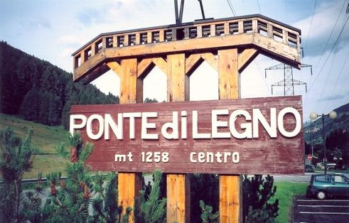 Benvenuti a Ponte di Legno (1258 mt) #welcome
