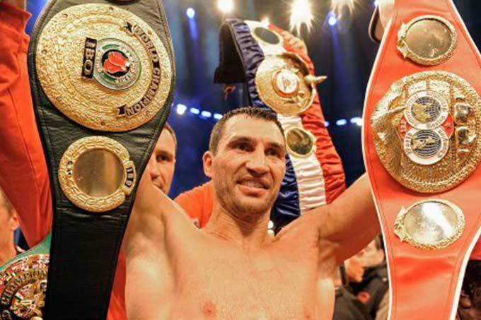 ¡Se despidió! Boxeador ucraniano Wladimir Klitschko anunció su retiro #Boxeo #Deportes