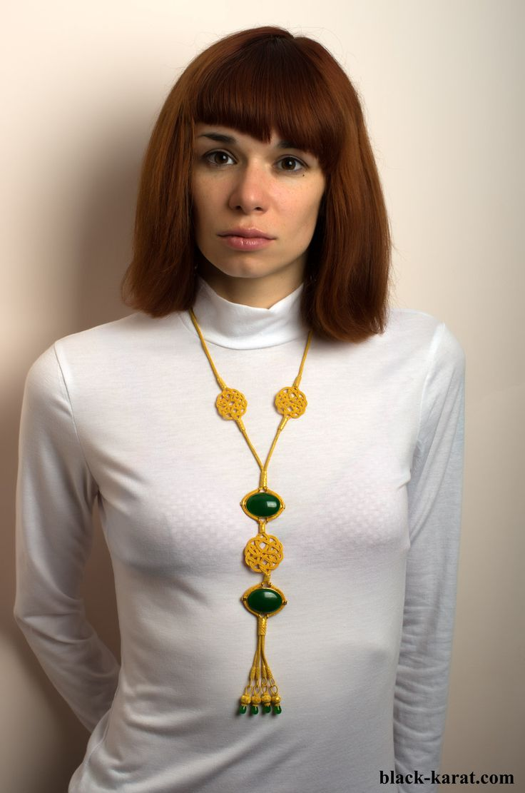 Me in kazaziye necklace like Hurrem Sultan worn:) http://black-karat.com/