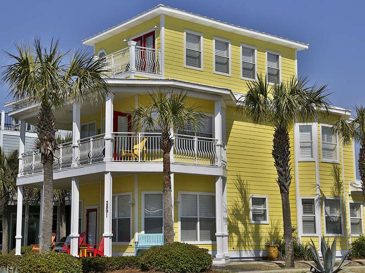 116 Best Destin Beach Homes Images On Pinterest Beach