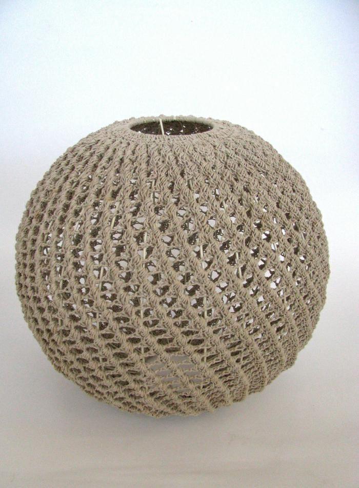 medium ball shade - moonbasket