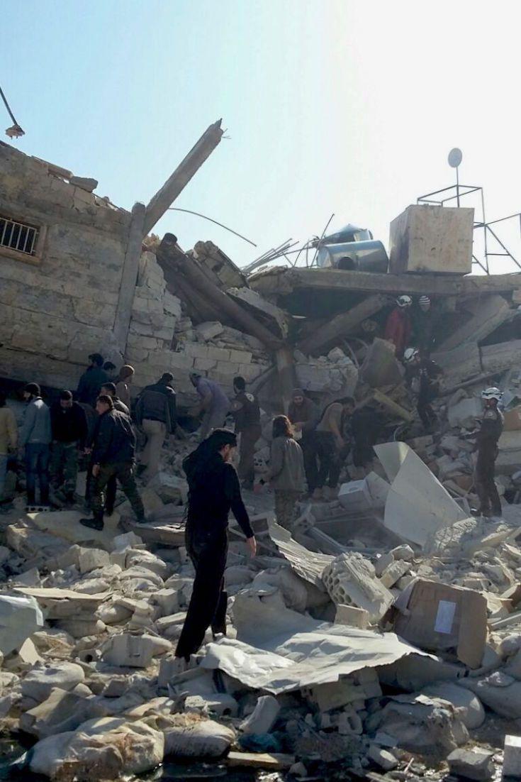 Médicos sin Fronteras denuncia la destrucción de un hospital en Idlib, Siria  http://www.huffingtonpost.es/2016/02/15/hospital-medicos-sin-fronteras-siria_n_9237306.html?ncid=tweetlnkeshpmg00000001