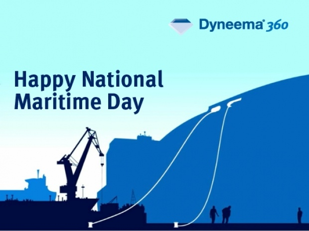 May 22nd is National Maritime Day in America. Support our maritime industries!