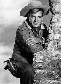 sugarfoot tv show pictures | Will Hutchins as Tom Sugarfoot Brewster, 1958.