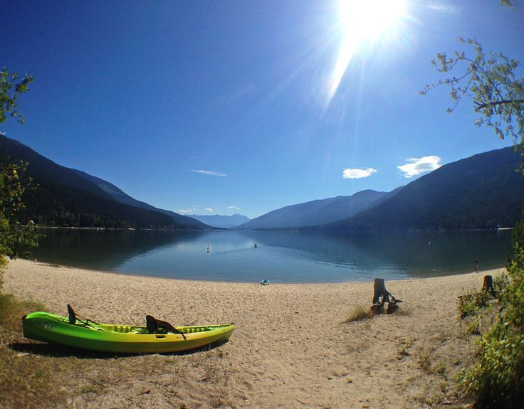 5 of the Best Things to do Near Nelson, BC