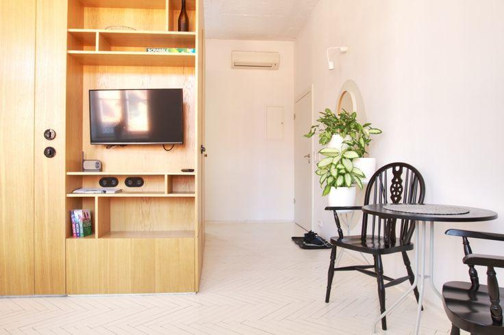 Wnętrza Zewnętrza - blog wnętrzarski: Apartamenty Browar Perła - odwiedziliśmy Lublin