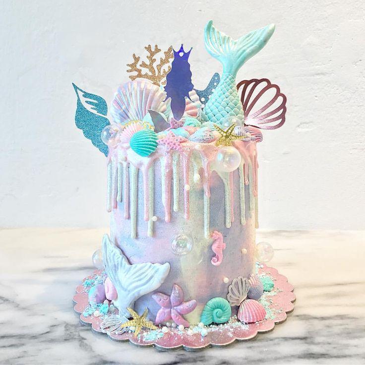 804 vind-ik-leuks, 15 reacties - Euphorique Sg (@euphoriquebakery) op Instagram: '✨ Petite Magical Mermaid ♀️ perfect for mini gathering with Girlfriends, or even a surprise to…'