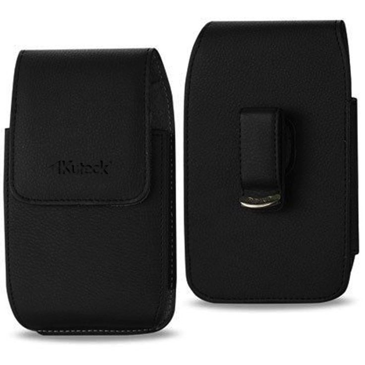 MOTOROLA MOTO G (2014) HOLSTER, VERTICAL POUCH (PERFECT FITS WITH OTTERBOX COMMUTER / DEFENDER CASE ON LIFEPROOF CASE ON)   #cellphonegadgets #mobileaccessories www.kuteckusa.com