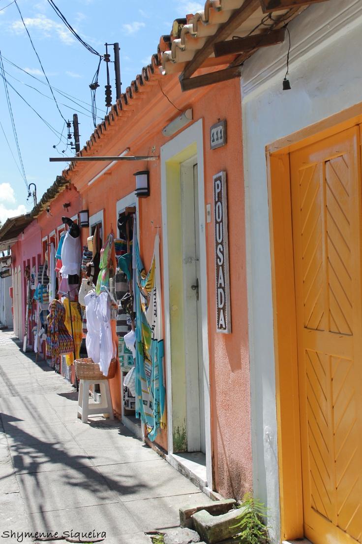 Arraial D'Ajuda - Bahia - Brasil