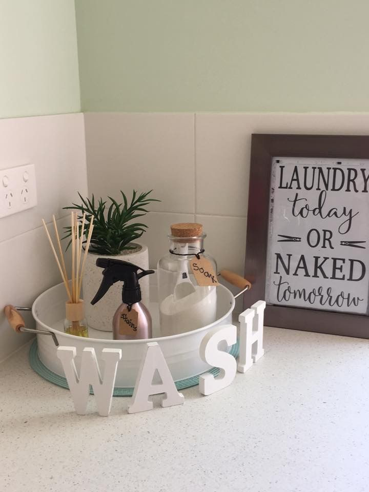 Kmart laundry