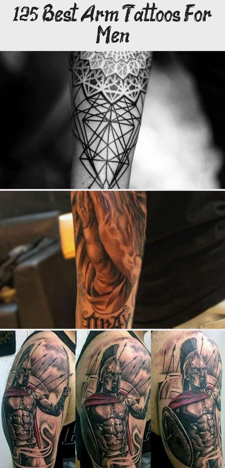 125 Best Arm Tattoos For Men Cool arm tattoos, Arm